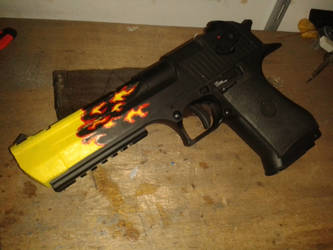 MN Desert Eagle Blaze Airsoft AEP by Xenorion