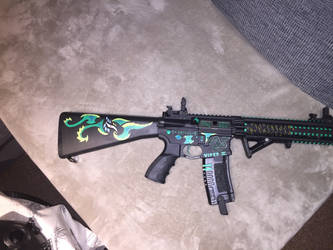 Airsoft  Viper II     right Side by Xenorion