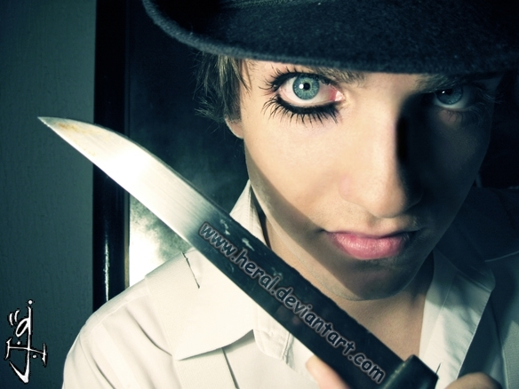 A Clockwork Orange Tribute 3 by heral