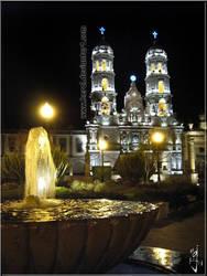 Basilica de Zapopan by heral