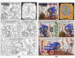 Digital Coloring Sample - Sonic Legacy 165