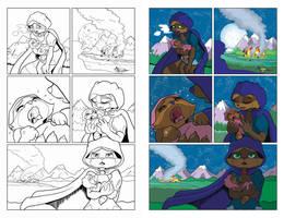Coloring Sample - Ringa Raggedy PG 2