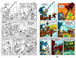 Digital Coloring Sample - Sonic Legacy 41