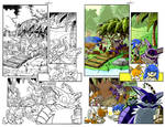 Sonic The hedgehog - 253 - 8