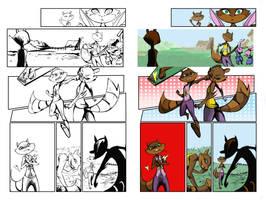 Ringa Raggedy Page #14 - colors