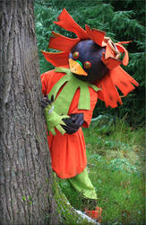 Skullkid Cosplay - Horrorkid Majora's Mask by Fall3nW1ngs