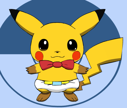 Cute baby pikachu - photo#14