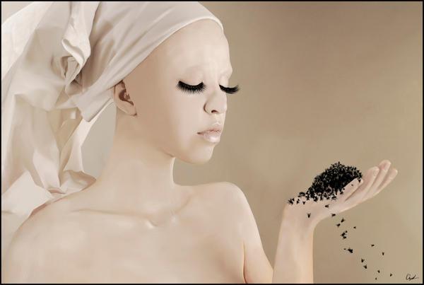 Queen of Flies by Sartr