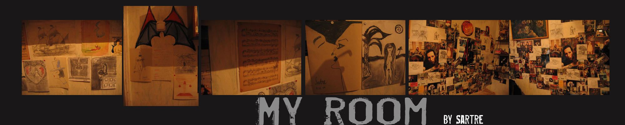 My room by Sartr