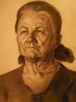 Portrait 2 by Karaul