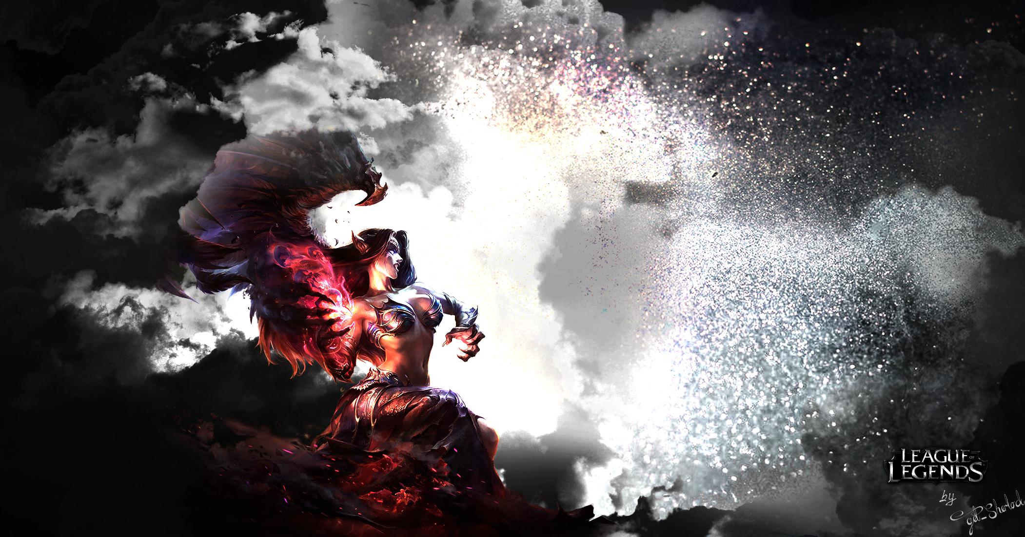 Morgana - Fallen Angel by get-sherlock