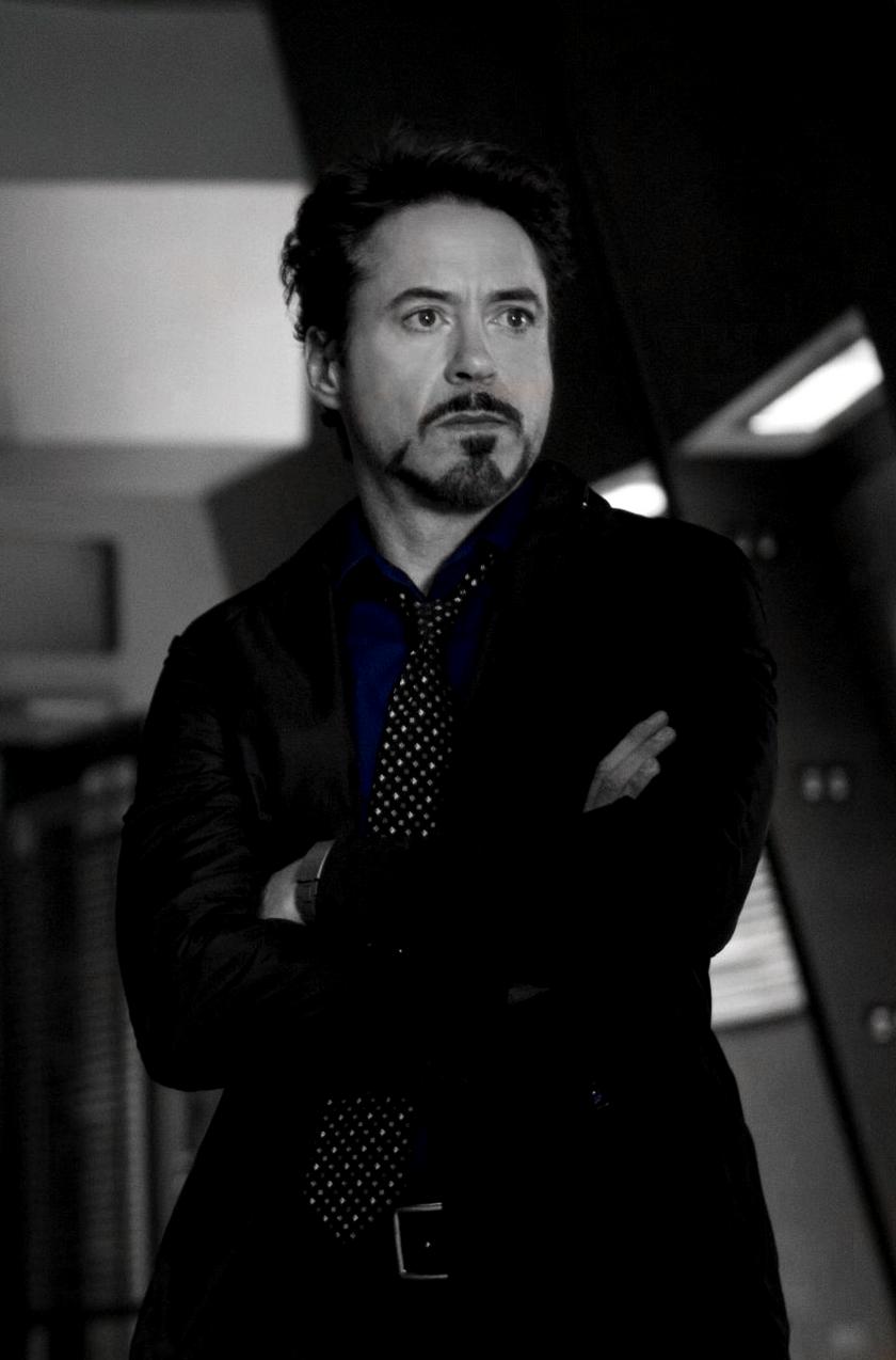 Tony Stark by get-sherlock