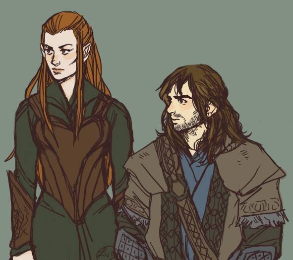 Tauriel Kili by noidship