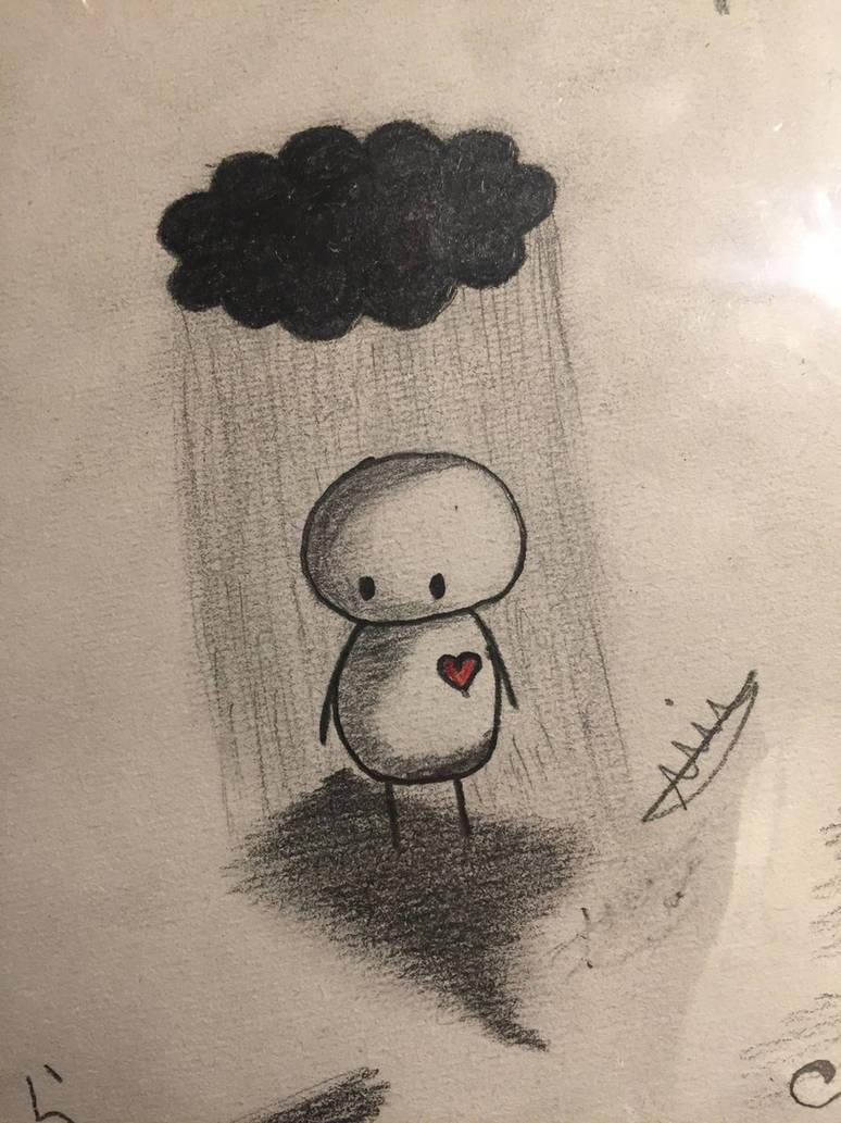 Sad drawing by stimemia12