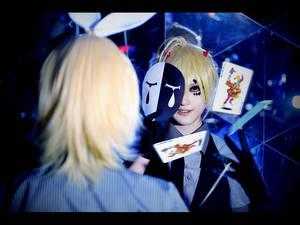 Vocaloid Poker Face  Rin and Len ver02