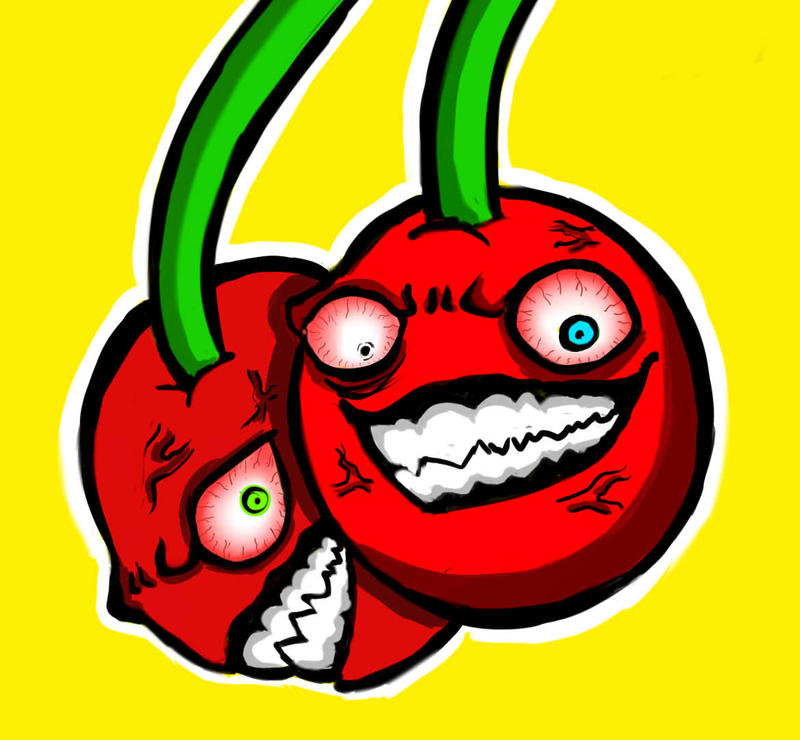 Cherry Bomb (Plants vs Zombies) by Kate011201