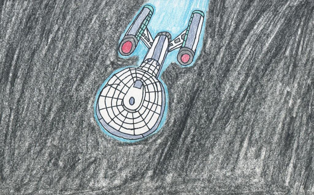 Starship by 635k