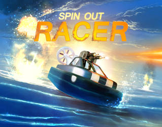 Spin out Racer Splash Screen by gvbn10
