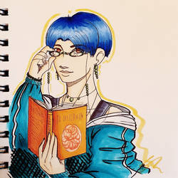 Bookworm Juhua