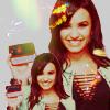 Demi Lovato Icon 3 by MissHayden
