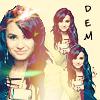 Personajes Disponibles. Demi_Lovato_Icon_5_by_MissHayden