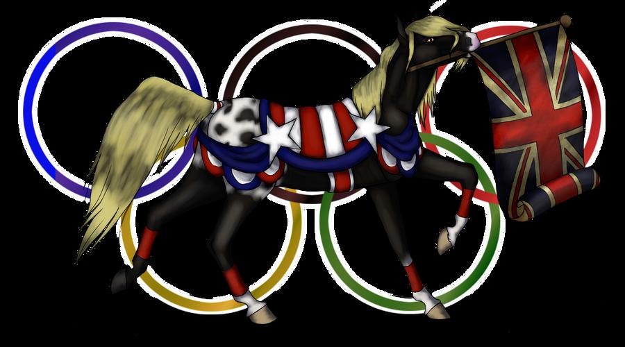 London Olympics 2012 by waxwiing