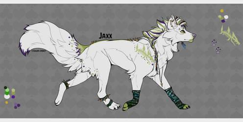 JAXX by Cr0ket
