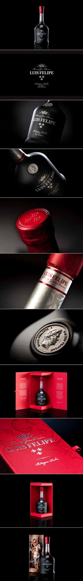Packaging Luis Felipe by JohnAppleMan