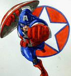 Avengers Assembled: Captain America