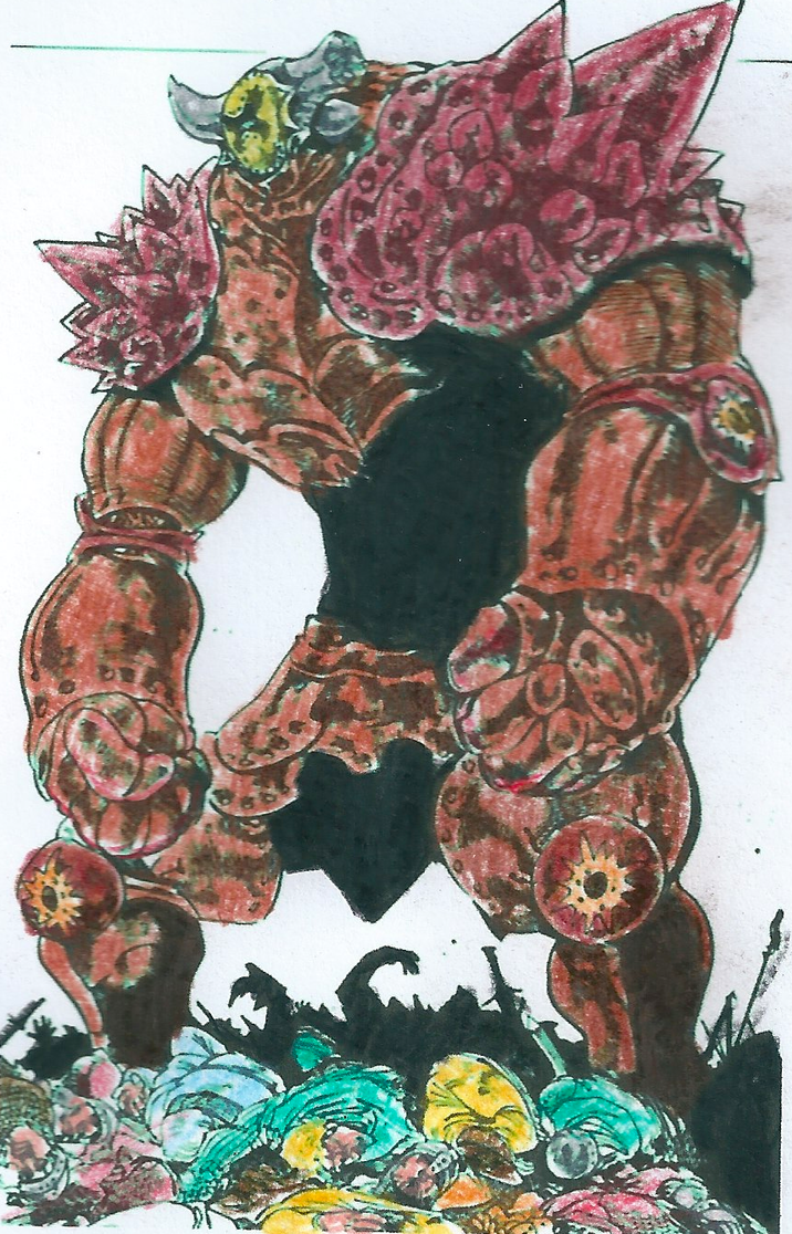 Gowther Nanatsu No Taizai By Albarrett56