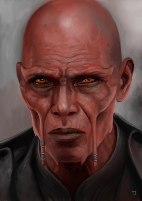 Sith Pureblood by adam-brown