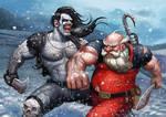 Lobo vs Santa
