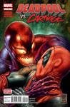 Deadpool vs Carnage Cover 1