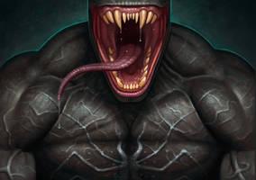 Venom by adam-brown