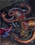 2000AD Wurm Men Cover