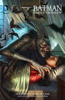 Batman Embrace the Shadow by adam-brown