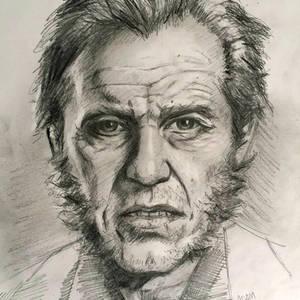Old man Logan sketch