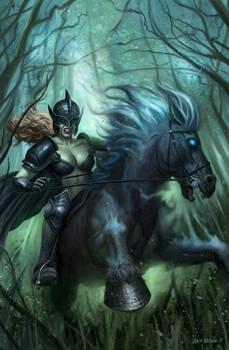 Grimm Fairy Tales: Vol. 2 #15 Cover