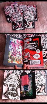 Reverse Rebellion- Print Edition by KeikoKup