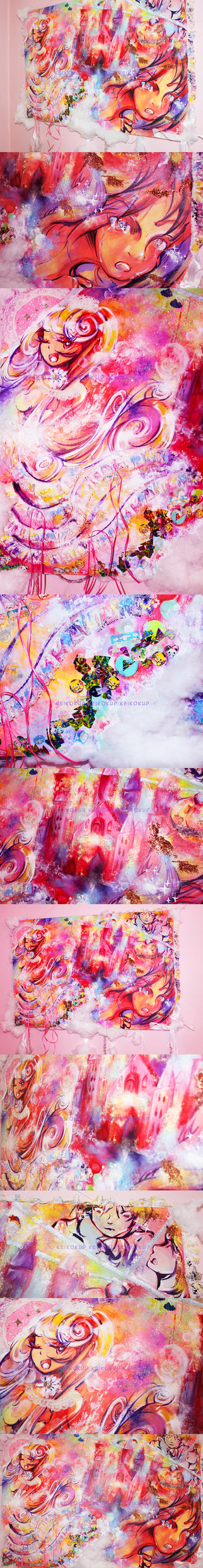 Cotton Candy Kiseki by KeikoKup
