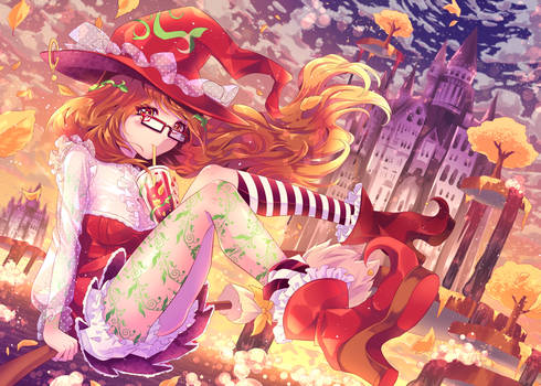 Witchy Tea