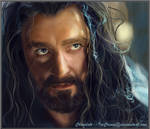 We Will All Burn Together  (Thorin Oakenshield)