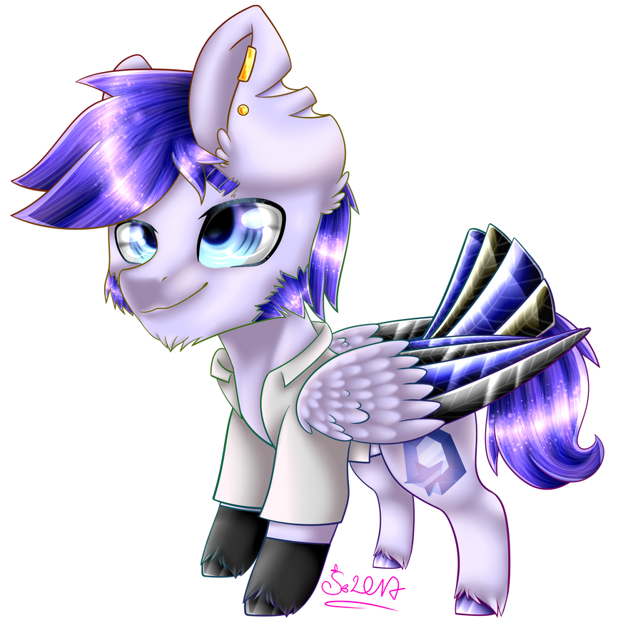 Commission - Spitfire-SOS (2/2) by AlienChan888