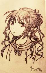 Mastering Manga: Female Hairstyle 8