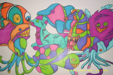 Twisted Fishies