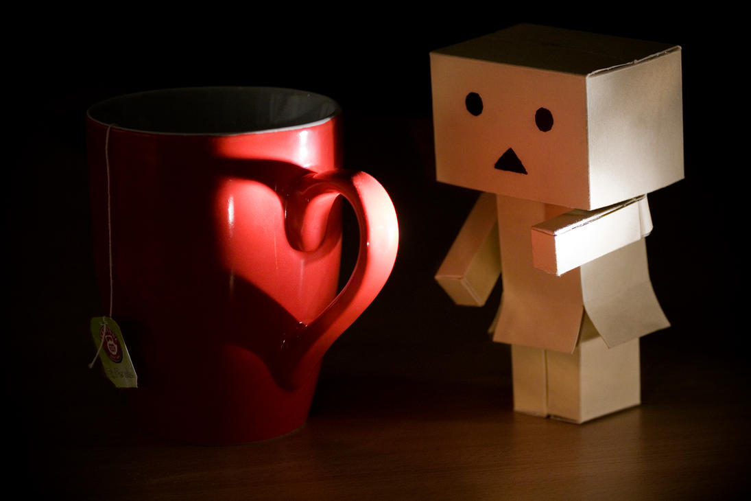 Danbo Love by pg-images