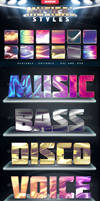 Musical Styles by aanderr