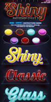 7 Shiny Photoshop Styles 2