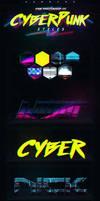 CyberPunk Photoshop Styles