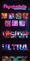 Psychedelic Photoshop Styles